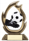End-of-season trophies
