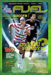 FUEL Soccer Mag