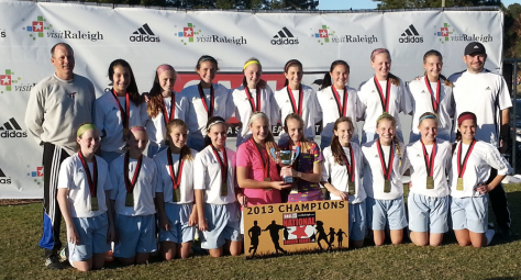 SWVA U14 Elite Girls