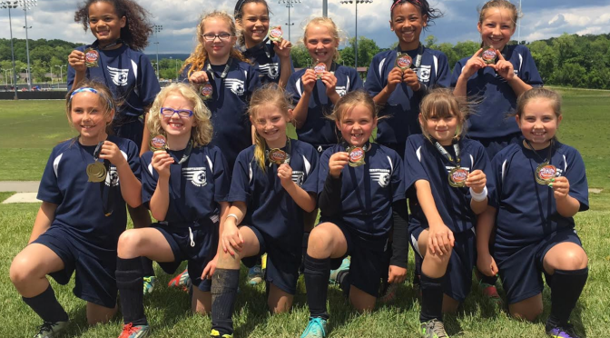 U10 Blue Bombers bring home a win