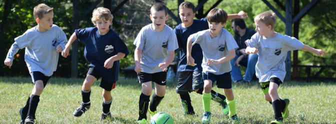 Time to Register for Fall Soccer