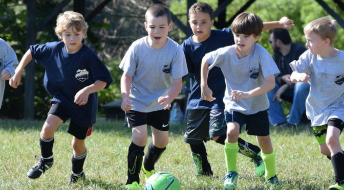 Time to Register for Spring Soccer