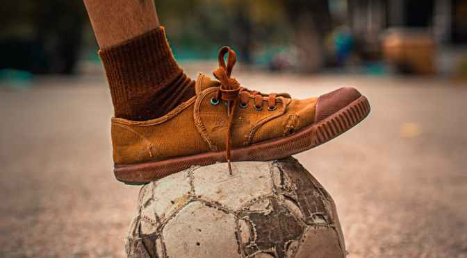 soccer ball giveaway